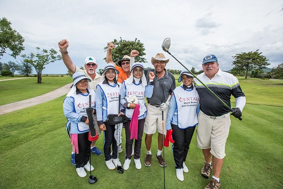 Centara World Masters - Asia's Most Popular Tournament for Club Golfers