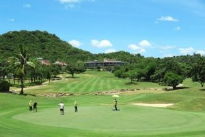 Pattaya - Golf Destination Review by Richard Clarke