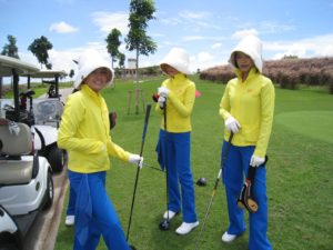Golf Tips for Playing in Thailand
