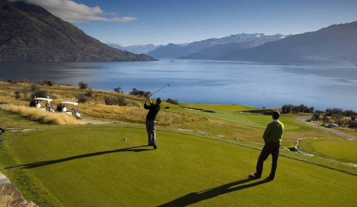 New Zealand South Island Golf Tour