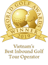 Awards-Vietnams best inbound golf tour operator 2019